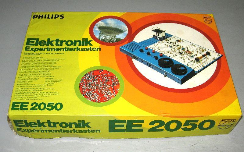 Philips elektronica experimenteerdoos